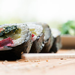 Kimbap Spot - Korean Soulfood - colourful-fresh-handmade-plant-based